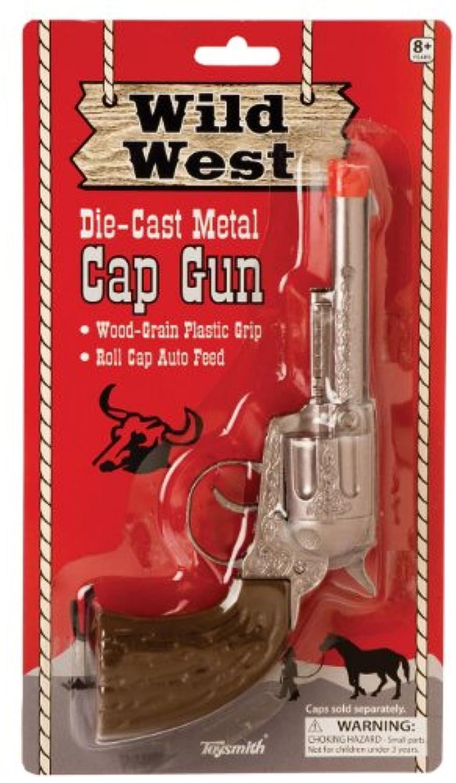 [トイスミス]Toysmith Wild West Metal Cap Gun 3609 [並行輸入品]