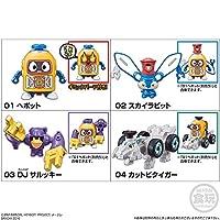 ヘボット! くみかえ合体シリーズ 10個入 食玩・ガム(ヘボット! )