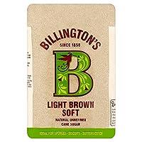 Billington's Light Brown Sugar 1kg - (Billington's) ライトブラウンシュガー1キロ [並行輸入品]