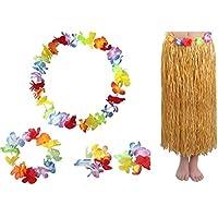 ハワイアンフラダンスダンスシューズドレススカートセット