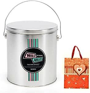 ヒルバレー エアポップコーン HILL VALLEY AIR POPCORN M缶 (ピュアゴールドキャラメル)