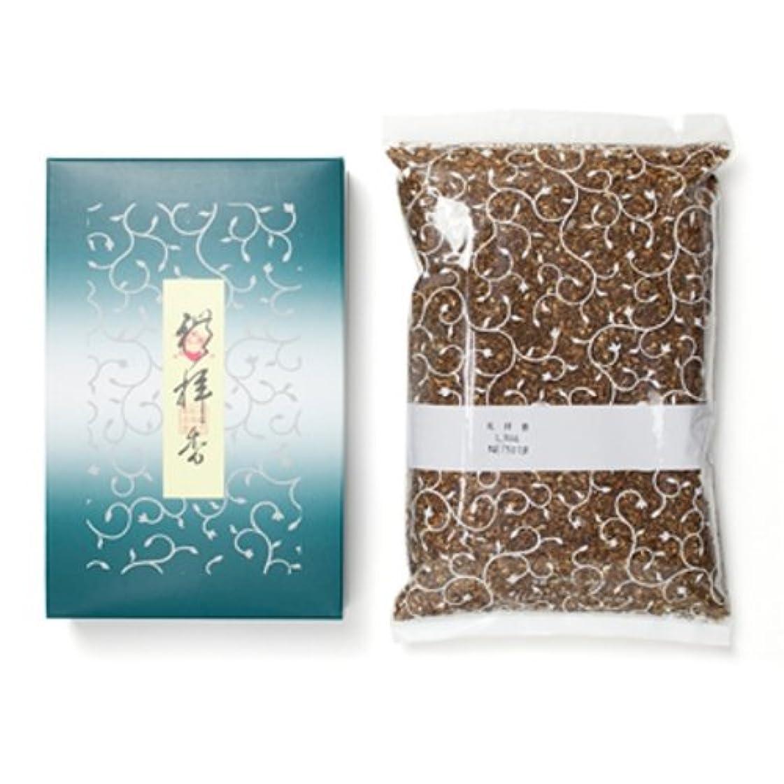 納得させるミネラル構築する松栄堂のお焼香 礼拝香 500g詰 紙箱入 #410511