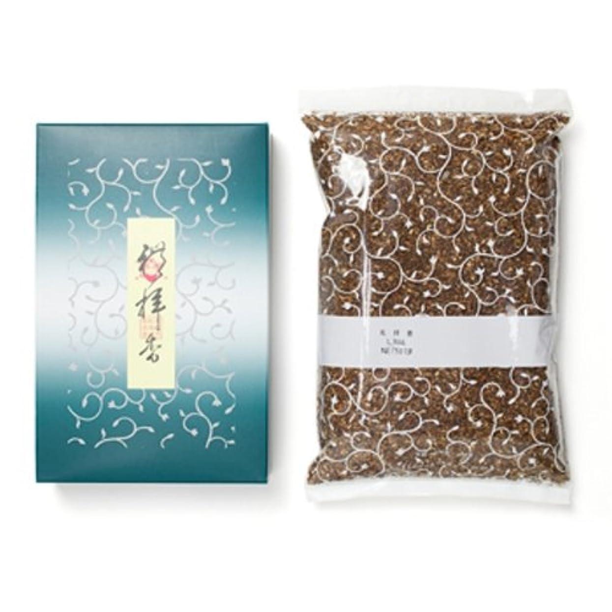 粘着性テンポ勇気のある松栄堂のお焼香 礼拝香 500g詰 紙箱入 #410511