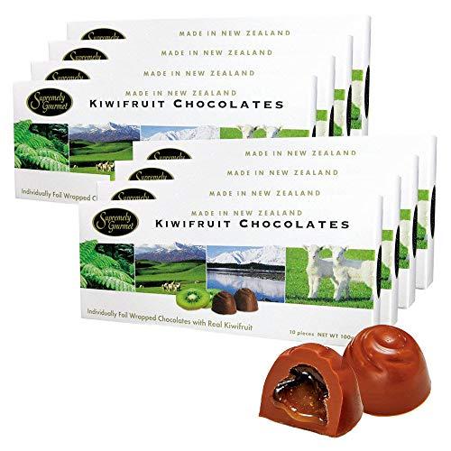 キウイフルーツ チョコレート 8箱セット【ニュージランド海外土産 輸入食品 スイーツ】