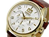 [セイコー]SEIKO クラシック 100m防水 ビッグデイト クロノグラフ メーカー純正箱入り SPC088P1 メンズ 腕時計 [並行輸入品]