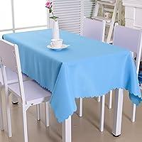 YAHUO テーブルクロス ホテル コットン 結婚式やパーティー テーブルカバー 長方形 レストラン用