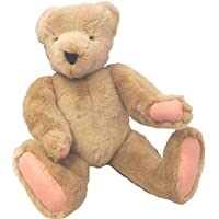 Large Beige Jointed Teddy Bear 20 Long by North American Bear Company [並行輸入品]