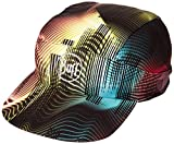 [バフ] ランニング キャップ PRO RUN CAP 体温調整 再帰反射 UVカット 吸水 速乾 [日本正規品] 356697:R-GRACE MULTI EU 19.5×23cm (FREE サイズ)
