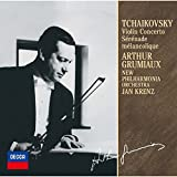 チャイコフスキー:ヴァイオリン協奏曲、憂鬱なセレナード(限定盤)