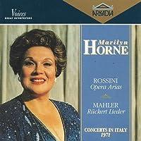 Opera Arias & Lieder