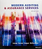 Cover of Modern Auditing and Assurance Services 6E+iStudy Version 3 Card