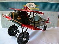 1930 Spirit of Christmas 複葉機 ホールマーク 子供用カー クラシック QHG7105