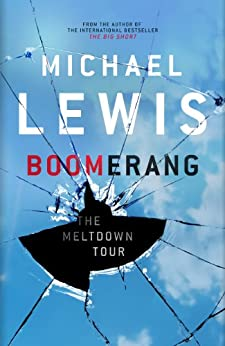 Boomerang: The Meltdown Tour by [Lewis, Michael]