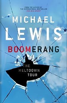 Boomerang: The Meltdown Tour by [Lewis, Michael]