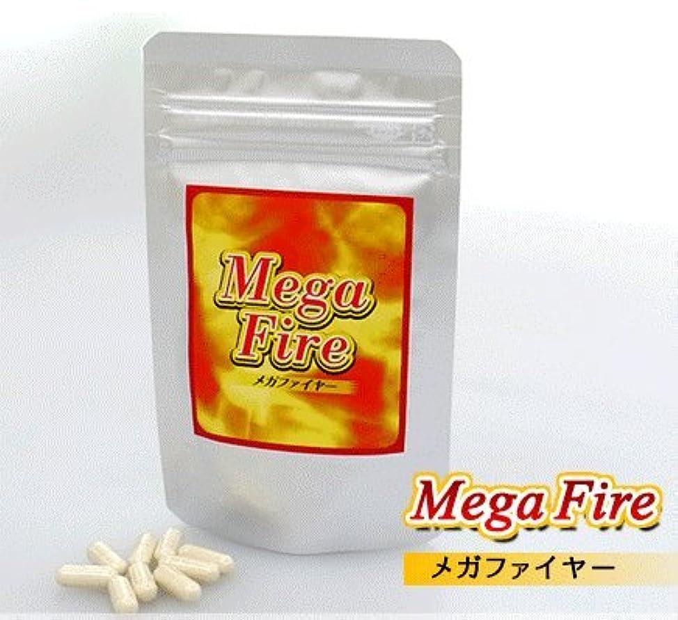 適応的不承認おとなしいMegaFire(メガファイヤー)3ヶ月セット