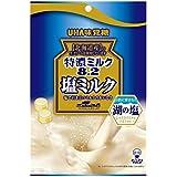 味覚糖 特濃ミルク8.2 塩ミルク 75g ×4袋