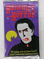 Hammer Horror Series 1 Trading Cards Pack 1995