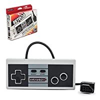Retro-Bit NES - Controller - Wired - 8-Bit - Classic Color (Retro-Bit) [並行輸入品]