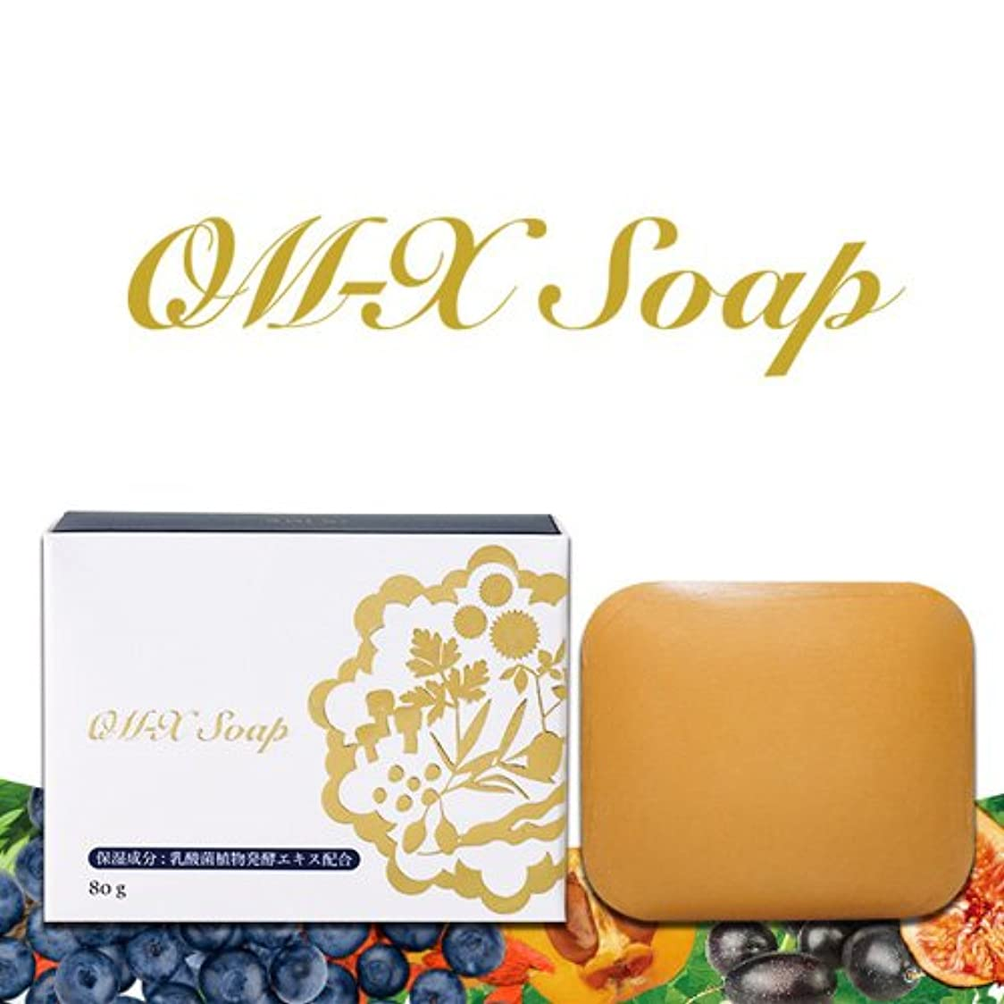 円周取り付け配置OM-X Soap