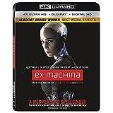Ex Machina 4K Ultra HD