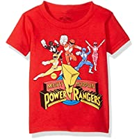 Freeze Children's Apparel Power Rangers Little Boys' Toddler Short Sleeve T-Shirt
