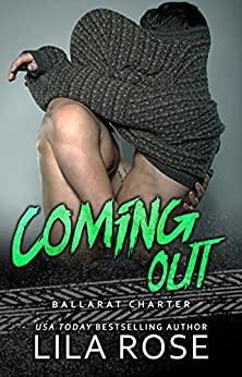 Coming Out (Hawks MC Club Novella) by [Rose, Lila]