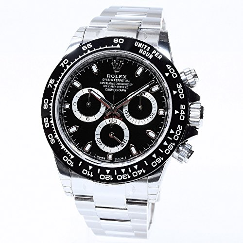 (ロレックス) ROLEX 腕時計 デイトナ 116500LN ブラック メンズ [並行輸入品]...