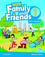 Family and Friends: Level 1: Class Book with Student MultiROM
