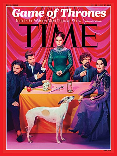 Time Asia [US] July 10 - 17 2017 (単号)