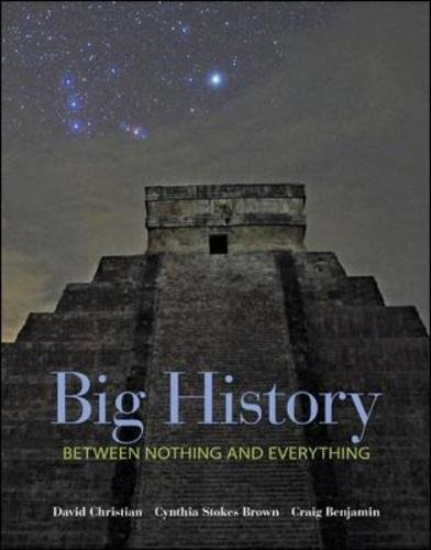 Download Big History: Between Nothing and Everything 0073385611