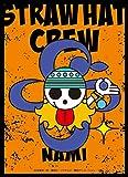 キャラクタースリーブ ワンピース <海賊旗> ナミ(EN-868)