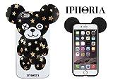 IPHORIA アイフォリア iPhone6S/6 アイフォンケース テディーベアシリーズ TEDDY BEAR カバー [並行輸入品] (Teddy Sparkle)