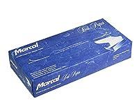 Marcal DeliラップInterfoldedワックスペーパー。乾燥Waxed FoodライナーSeniorサイズ10.75インチ、10インチ。合計2500のシート。( 5パックの500シート) LS-MCD5292 1