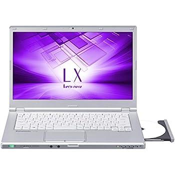 パナソニック CF-LX6HD9QR Lets note LXシリーズ