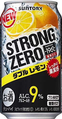 ストロングゼロの人気おすすめ人気ランキング15選【豊富な味や種類】のサムネイル画像