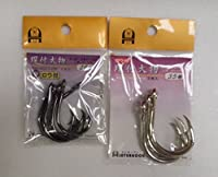 インターフック 鈎 環付大物 30 L 銀