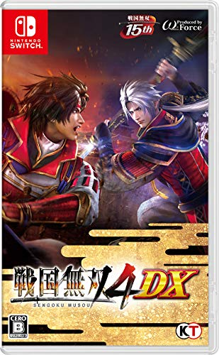 【Switch】戦国無双4 DX 【Amazon.co.jp...