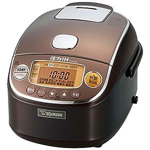 象印 炊飯器 圧力IH式 3合 NP-RJ05-TA