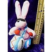 Energizer Battery Bunny Bean Bag Plush by Energizer [並行輸入品]