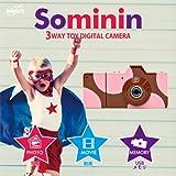 Swimming Fly Sominin ストロベリーチョコ USB型3wayトイデジタルカメラ SF-CAM-006
