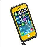 LifeProof 【日本正規代理店品・保証付】【LIFEPROOF】防水防塵耐衝撃ケース LifeProof fre iPhone5/5s Yellow イエロー2101-08