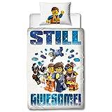 7682 レゴ ムービー2 Lego Movie 2 布団カバー + 枕カバー セット シングル [並行輸入品]