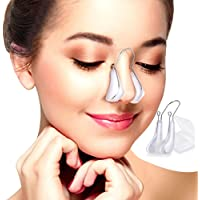 GUROYI ノーズクリップ 鼻筋セレブ 鼻高く 美鼻 鼻筋矯正 鼻栓 鼻痩せ 鼻小さく 大人気の美鼻矯正器具 団子鼻…
