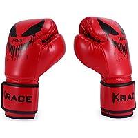 Sunvp ボクシンググローブ 空手 テコンドー 格闘技 パンチンググローブ 本革製 トレーニング用10オンス 本格 4色選択可能