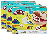 play-doh Doctor Drill N Fillレトロパック 3Pack (Play-Doh Drill 'n Fill)