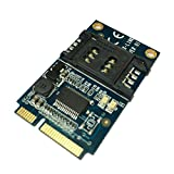 JiuWu Mini PCIe Simスマートカードリーダーの独立バックアップにメッセージインポートエクスポート