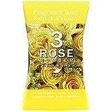 ROSE NUMBER ソープバー NO3 幸せなバラの香り (100g)