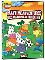 Vol. 1-Treehouse Playtime Adventures [DVD] [Import]