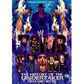 WWE ヒストリー・オブ・ジ・アンダーテイカー ツームストーン [DVD]