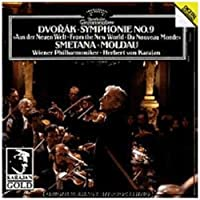 Dvorak: Symphony No. 9 From the New World / Smetana: Die Moldau (1993-10-12)